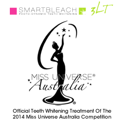 Miss Universe Teeth Whitening Treatment